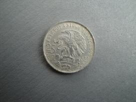 25 Pesos -1968m., Olimpiada (Gera kopija) - nuotraukos Nr. 2