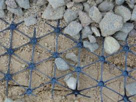 Geotinklas, grunto,šlaito stiprinimas