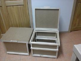 Aviliai-korpusai-dėžės koriams