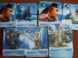 Ledynmečio kortelės,grand theft auto Vip kortelės
