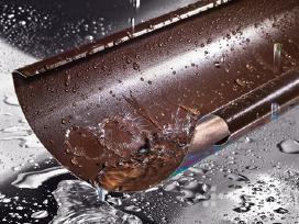 Lietaus vandens nuvedimo sistemos 25% pigiau!