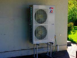Oro kondicionieriai/šilumos siurbliai nuolaida 25%
