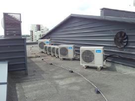 Oro kondicionieriai/šilumos siurbliai Lizingu! - nuotraukos Nr. 6