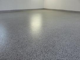 Garažų ir kitų techninių patalpų grindų danga
