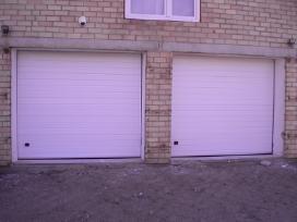 Garažo, kiemo vartai, jų automatika