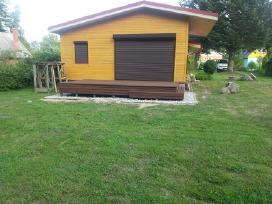 Karkasinė statyba, medinės terasos, tvoros ir kt. - nuotraukos Nr. 11