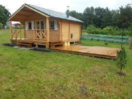 Karkasinė statyba, medinės terasos, tvoros ir kt. - nuotraukos Nr. 10
