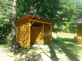 Karkasinė statyba, medinės terasos, tvoros ir kt. - nuotraukos Nr. 6