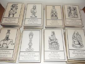 Šachmatu knygos