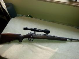 Graištvinis šautuvas Mauser - nuotraukos Nr. 5