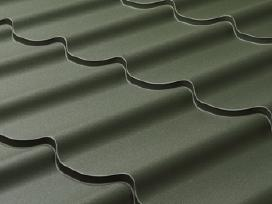 Plieninės stogų dangos - nuo 4.70 Eur/m2