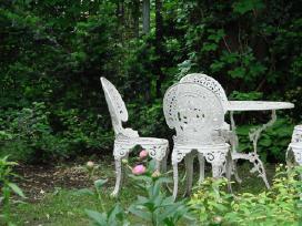 Išskirtiniai provanso stiliaus ketauslauko baldai
