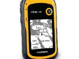 Garmin etrex 10 GPS ploto matuoklis, navigatorius - nuotraukos Nr. 2