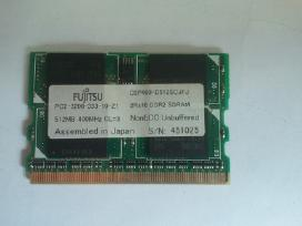 512mb Ddr2 400mhz Pc2 3200 172pin Microdimm