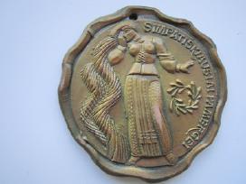 Vestuviniai medaliai 8 vnt - nuotraukos Nr. 2