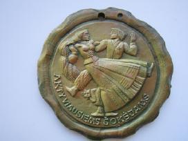 Vestuviniai medaliai 8 vnt - nuotraukos Nr. 4