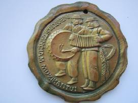 Vestuviniai medaliai 8 vnt - nuotraukos Nr. 5