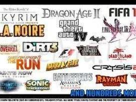 Parduodu Playstation 3 PS3 originalius žaidimai