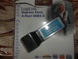 Logi link expres card