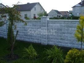 Blokeliai tvorai,blokeliu kaina,()
