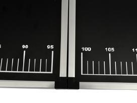 Tapetų Klijavimo Stalas iš Aliuminio ir Plieno
