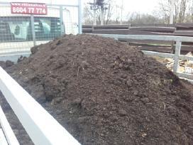 Kompostas Daržui, Šiltnamiui, Gėlynui