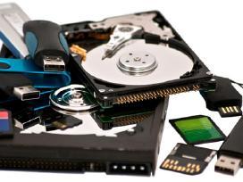 Duomenu atkurimas atstatymas is HDD SSD Usb Raid - nuotraukos Nr. 3