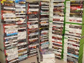 Nupirksiu xbox 360 / Xbox One,PSP,ps2,PS3 zaidimus
