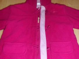 Rozines spalvos paltukas - striukyte 7 eur - nuotraukos Nr. 2