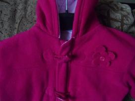 Rozines spalvos paltukas - striukyte 7 eur - nuotraukos Nr. 5