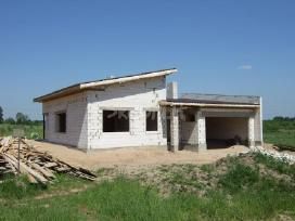 Namų statyba: pamatai, mūras, stogai, fasadai - nuotraukos Nr. 7