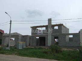Namų statyba: pamatai, mūras, stogai, fasadai - nuotraukos Nr. 8