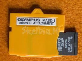 Micro sd, sd, m2, xd korteles,micro sd adapter