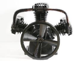 Oro kompresorius be variklio 400 l/min - nuotraukos Nr. 2