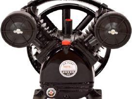 Oro kompresorius be variklio 400 l/min - nuotraukos Nr. 4