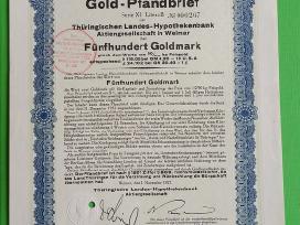 500 Goldmark 1928 m.