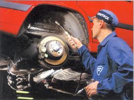 Antikorozinis automobilio padengimas Dinitrol