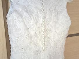 Nuostabi vestuvinė suknelė - nuotraukos Nr. 3