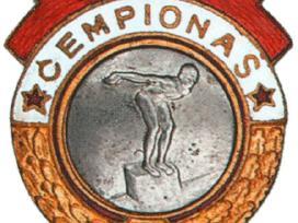 Perku ženkliukus (Ltsr čempionas, Ltsr pirmenybės)