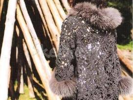 Ranku darbo stylingi paltai - nuotraukos Nr. 7