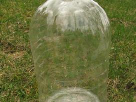 10 litrų plastikiniai buteliai sulai