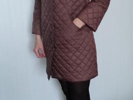 Šokoladinės spalvos paltukas - nuotraukos Nr. 4