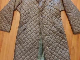 Šokoladinės spalvos paltukas - nuotraukos Nr. 5
