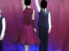 Sportiniu sokiu suknele Jauniai 1