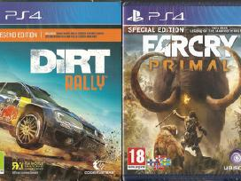 Ps4 originalūs žaidimai diskuose nuo 8 Eur