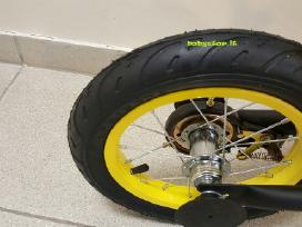 Balansiniai dviratukai su guminiais ratais. Super! - nuotraukos Nr. 5