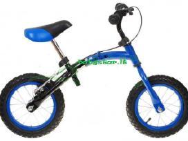 Balansiniai dviratukai su guminiais ratais. Super! - nuotraukos Nr. 3