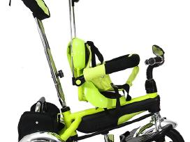 Balansiniai dviratukai su guminiais ratais. Super!