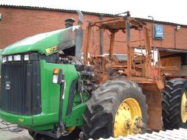 Šiuo Metu Mūsų Kieme Ardomi Traktoriai - nuotraukos Nr. 5