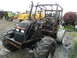 Šiuo Metu Mūsų Kieme Ardomi Traktoriai - nuotraukos Nr. 8